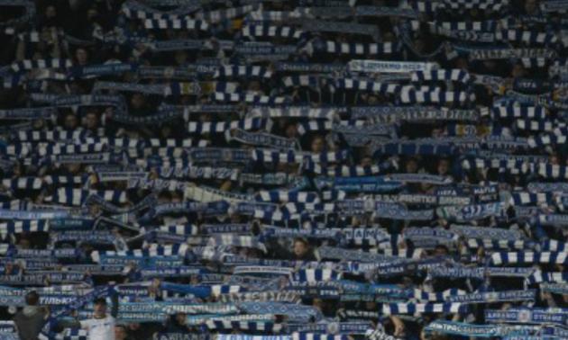 Перед матчем з Олександрією Динамо покаже звернення уболівальників