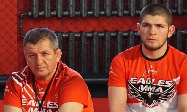 Глава UFC відреагував на смерть батька Нурмагомедова