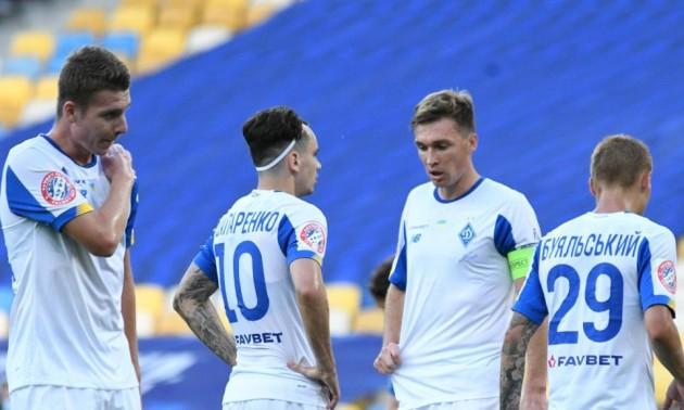 Шевчук: Динамо деградує, команда стала грати ще гірше