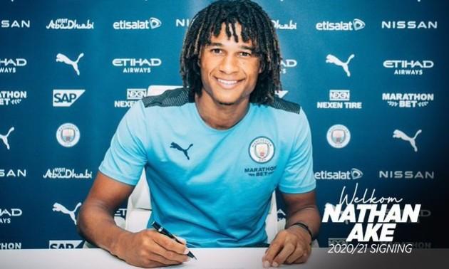 Манчестер Сіті підписав Натана Аке