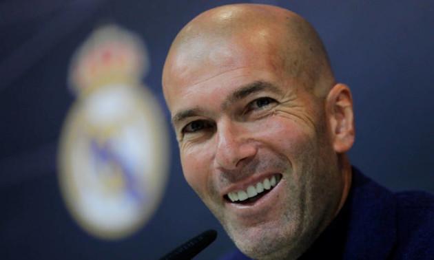 Зідан очолив мадридський Реал