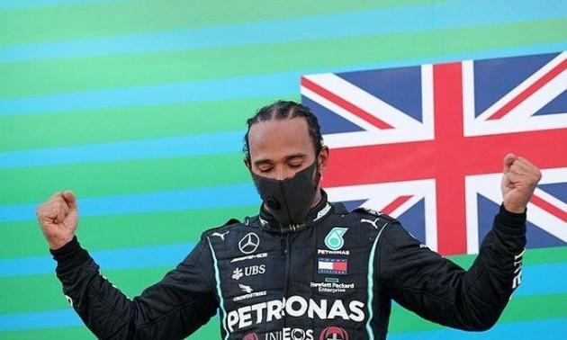 Гамільтон побив рекорд Шумахера у Формулі 1