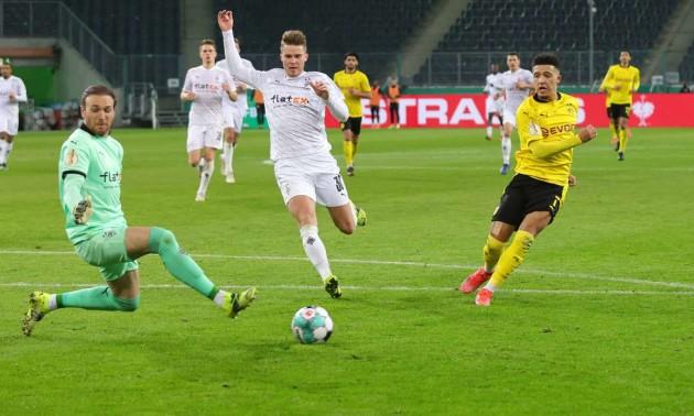 Боруссія М - Боруссія Д 0:1. Огляд матчу Кубка Німеччини