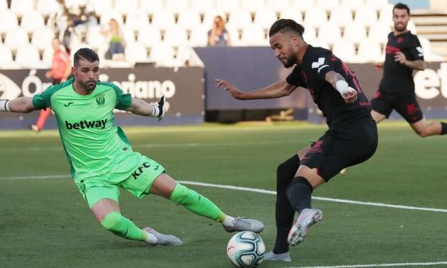 Леганес - Севілья 0:3. Огляд матчу