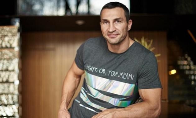 Кличко представив спортивний портал Mixsport на форумі в Давосі