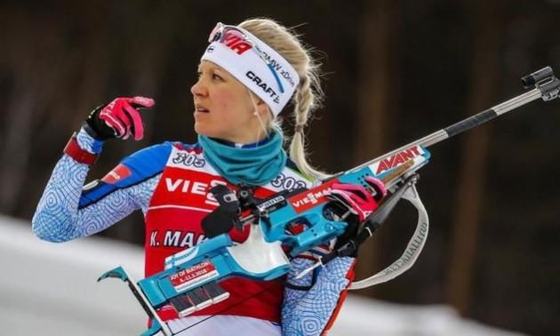 Невдала гонка переслідування для жіночої збірної України, Семеренко навіть не фінішувала