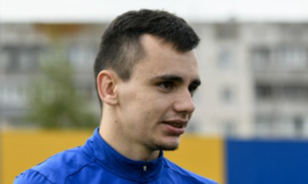Шапаренко хоче повернутися у першу команду Динамо