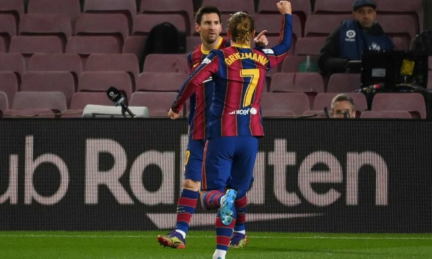 Севілья - Барселона: Де дивитися матч Ла-Ліги