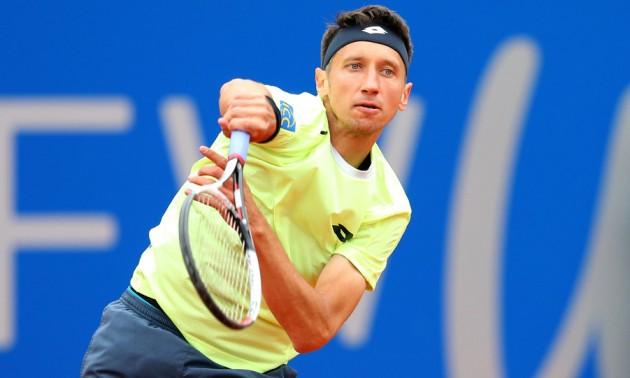 Український тенісист проходить до півфіналу в парному розряді
