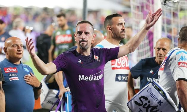 Рібері - найкращий гравець Серії А у вересні
