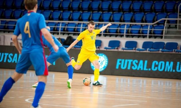 Збірна України програла Хорватії у кваліфікації чемпіонату Європи