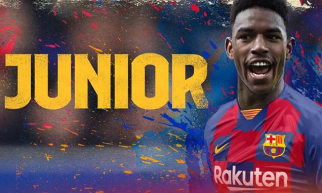 Барселона оголосила про підписання Фірпо