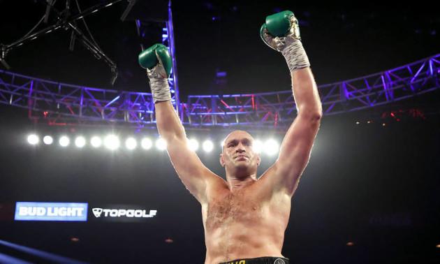 Ф'юрі: Я стану найкращим боксером епохи, перемігши Джошуа