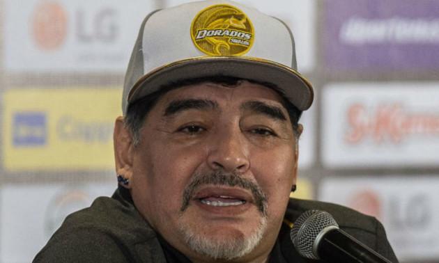 Марадона розкритикував гру аргентинської збірної в матчі з Венесуелою