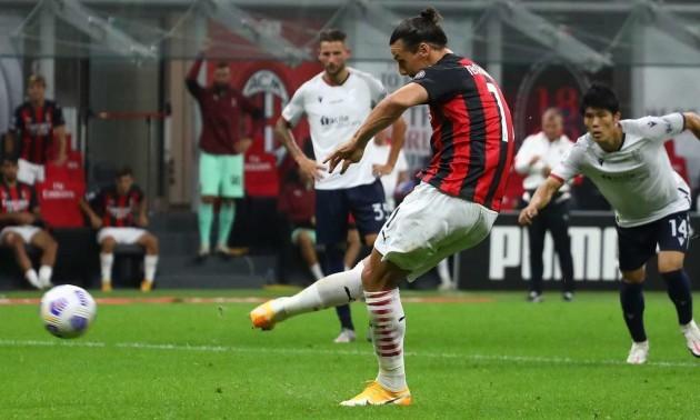 Мілан - Болонья 2:0. Огляд матчу