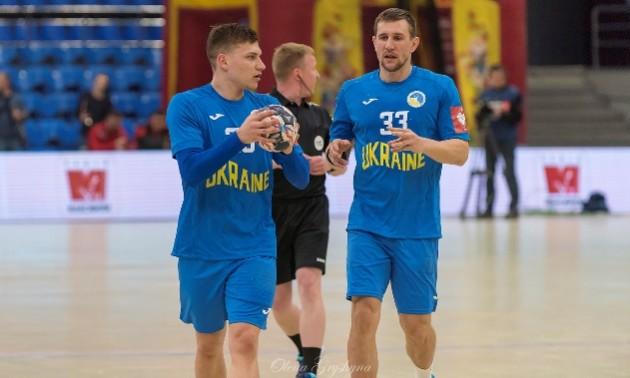 Україна назвала склад на матч проти Данії