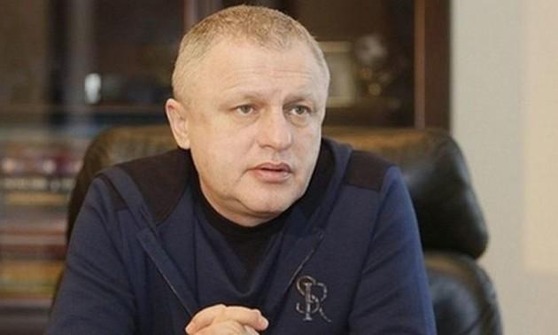 Суркіс вперше розповів про реакцію Ахметова на призначення Луческу