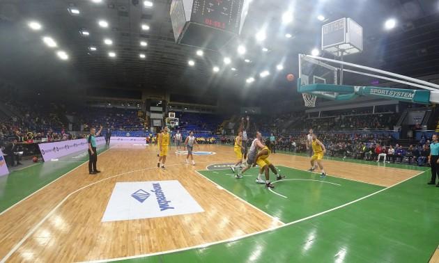 Арена Київ-Баскет змінила назву