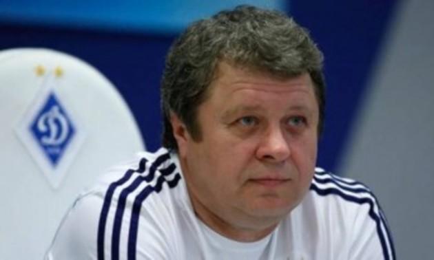 Заваров: Очікую ще більшого прогресу Динамо