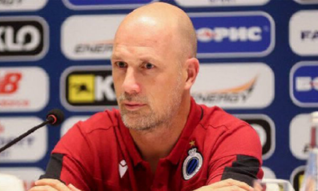 Суркіс визнав нас кращими – тренер Брюгге