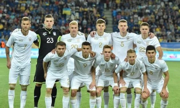 На матч Україна – Литва продали майже всі квитки