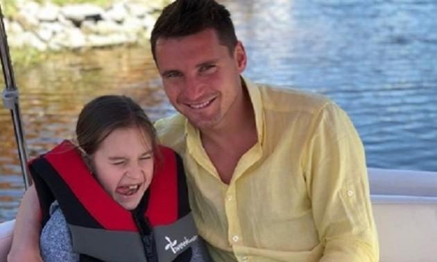 Дочка екс-гравця збірної України тренується в академії Бенфіки