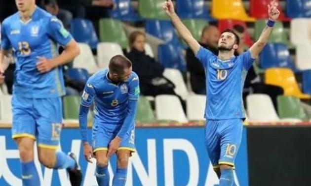 Неймовірні емоції гравців збірної України після перемоги над Італією