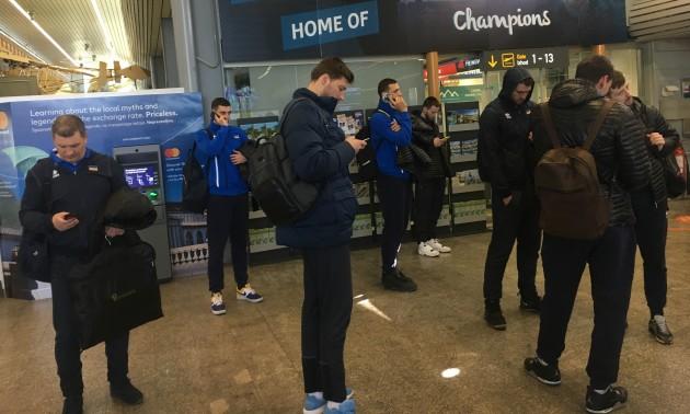 Чемпіонат світу-2019. Збірна України прилетіла до Словенії на останній матч відбору