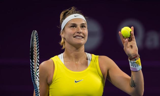 Сабаленко виграла турнір в Абу-Дабі