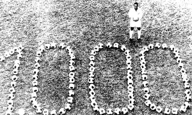 День в історії: 51 рік тому Пеле забив свій 1000-й гол