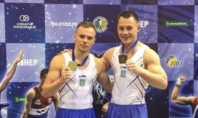 Українці здобули три золоті та одну срібну нагороду на Кубку світу