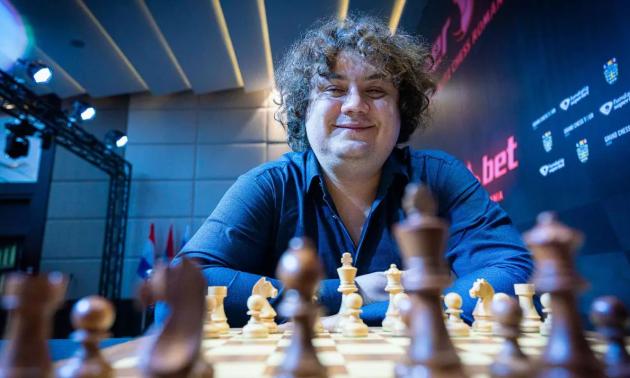 Коробов став чемпіоном України із шахів