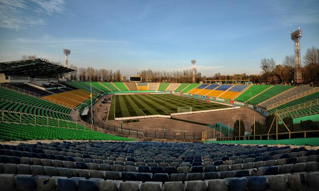 Карпати хочуть реконструювати стадіон Україна