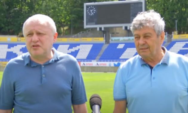 Суркіс назвав умову нових трансферів Динамо