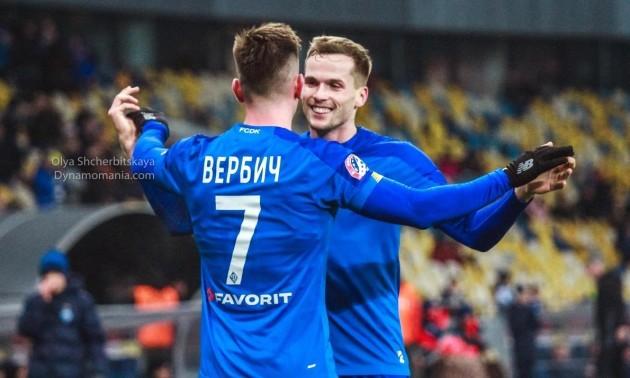 Динамо не змогло перемогти БАТЕ у контрольному матчі