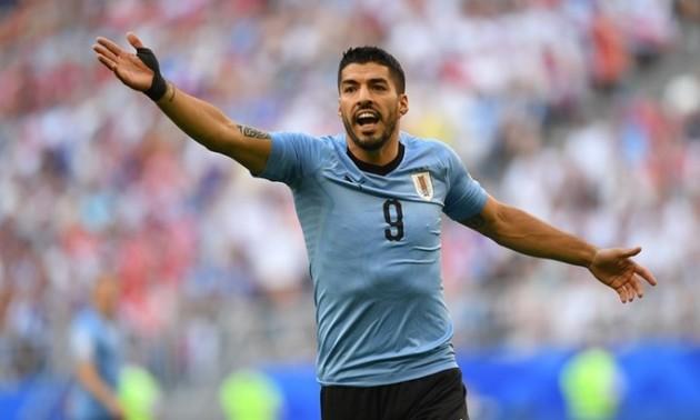 Суарес вимагав пенальті за гру рукою від воротаря