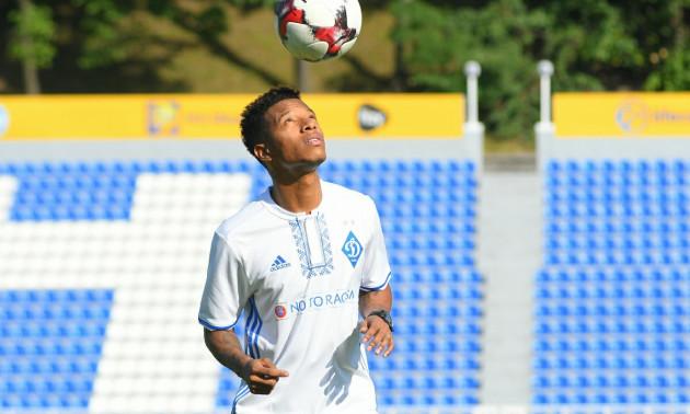 Динамо отримає від Сан-Паулу 5,5 млн євро за Че Че