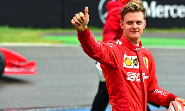 Шумахер виграв Гран-прі Формули-2 в Росії