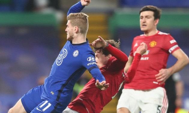 Челсі - Манчестер Юнайтед 0:0. Огляд матчу