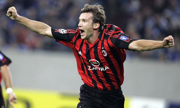 19 років тому Шевченко забив один з найгарніших голів за всю свою кар'єру. ВІДЕО