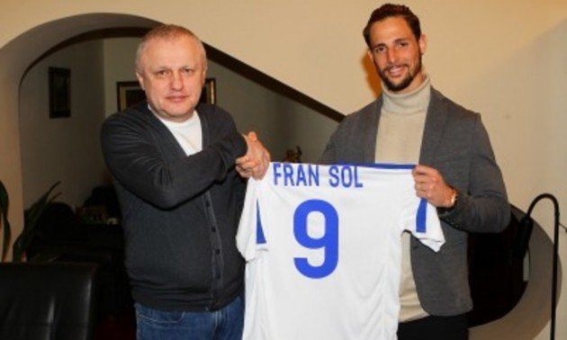 Динамо підписало вихованця Реала