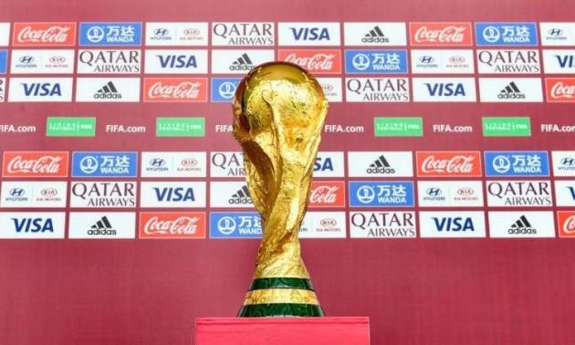 ФІФА оголосила дату жеребкування відбірного турніру ЧС-2022