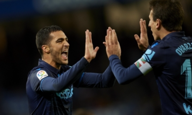 Реал Сосьєдад зіграв внічию із Леганесом та очолив турнірну таблицю Ла-Ліги