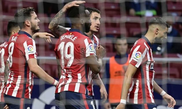 Атлетіко - Уеска 2:0. Огляд матчу