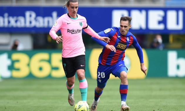 Барселона хоче обміняти Грізманна на Дибалу