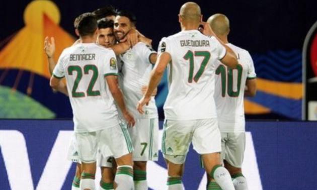 Алжир розгромив Гвінею та пройшов в 1/4  Кубку Африки
