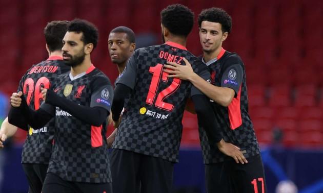 Аякс - Ліверпуль 0:1. Огляд матчу