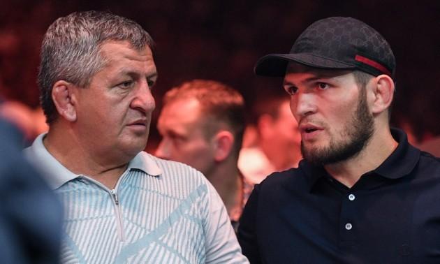 Батько Нурмагомедова пробачив Мак-Грегора. ВІДЕО