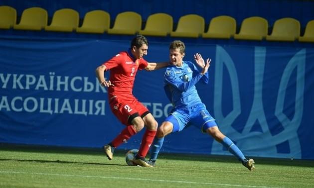 Юнацька збірна України знову обіграла Вірменію