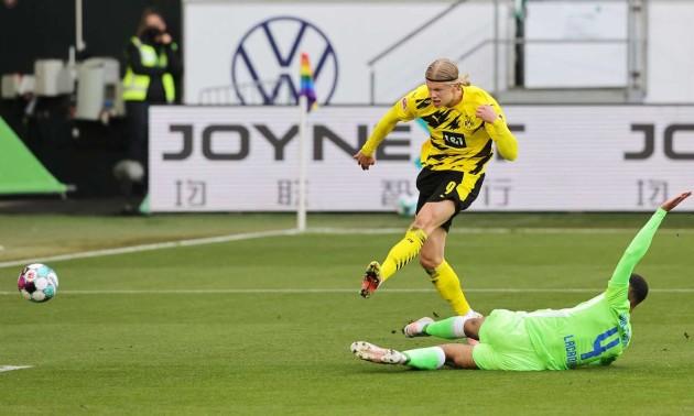 Вольфсбург - Боруссія Д 0:2. Огляд матчу